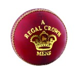 A102 Readers Regal-Crown-Ball A Cricket Ball